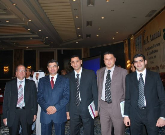 *****  Helwan Fertilizers Company participates in many international conferences. gallery-7